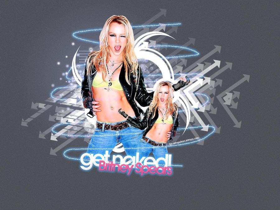 Get Naked (Demo) - Britney Spears - Dancers @ Fama a