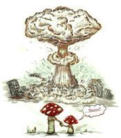 Mushrooms by Willhorn