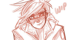 Tracer is on her way!!!