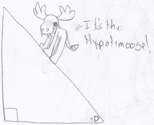 It's the Hypotemoose!!! - Actuarial Outpost