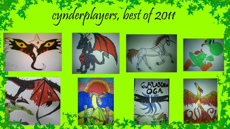 best of 2011 by cynderplayer