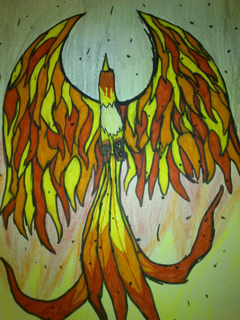 raising phoenix by cynderplayer