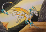 Jera Lightsoul by cynderplayer