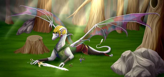 LU Dragon Four (Version 2)