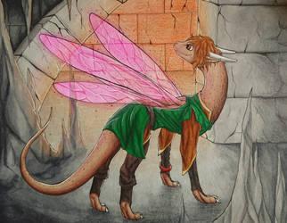 LU Dragon Hyrule