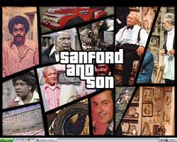 Sanford and Son Desktop by OnePieceOfSHiTaKE