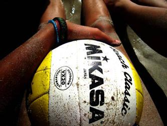 Volleyball by Gelatina143