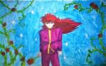 The Elegant Kurama by Moongirl91939