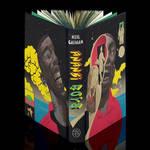 Anansi Boys by Neil Gaiman for The Folio Society
