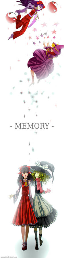 100 Themes Challenge #11: Memory