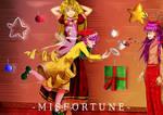 100 Themes Challenge #13: Misfortune by SanneAdeen