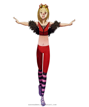 Rumia: Alternate Outfit