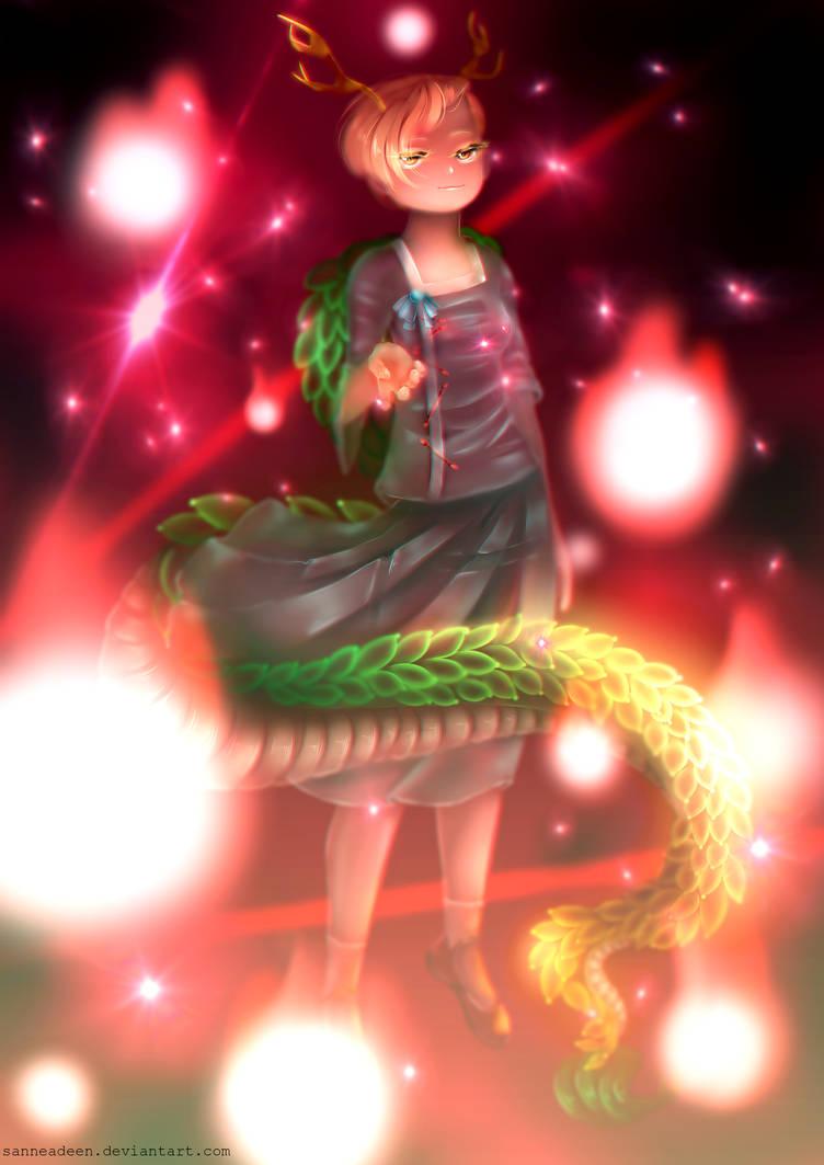 Matriarch of the Kiketsu Family