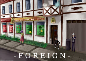 100 Themes Challenge #27: Foreign