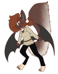 AT: Spoopy Scary Vampire by ElithianFox