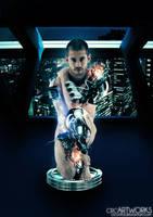 human robot by crcunltd