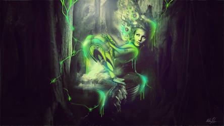 Reptilian Mystic