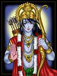 Digi Paint: Lord Sri Rama - The Anime