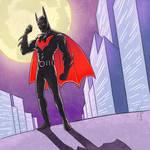 Batman of the Future! (fan-art)