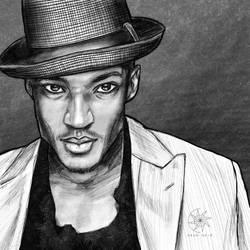 Digital Sketch: Classy! by nairarun15