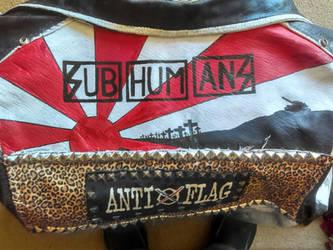 subhumans leather