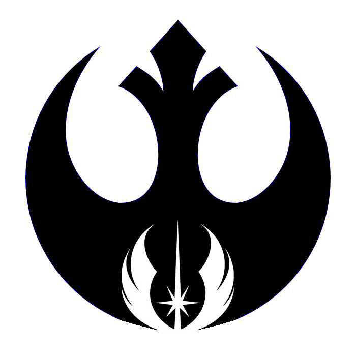 Jedi Knight Symbol Tattoo Rebel Alliance Jedi Order