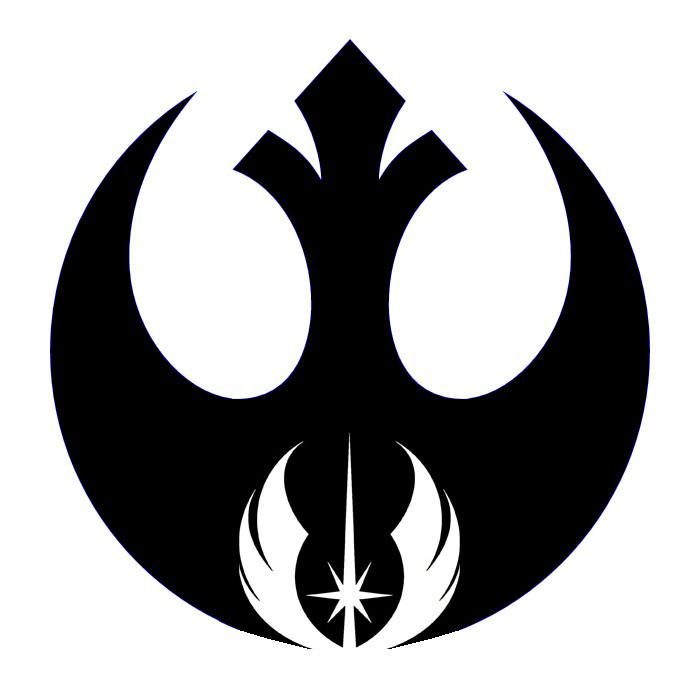 Rebel Alliance Jedi Order Insignia By Boosh2001 On Deviantart