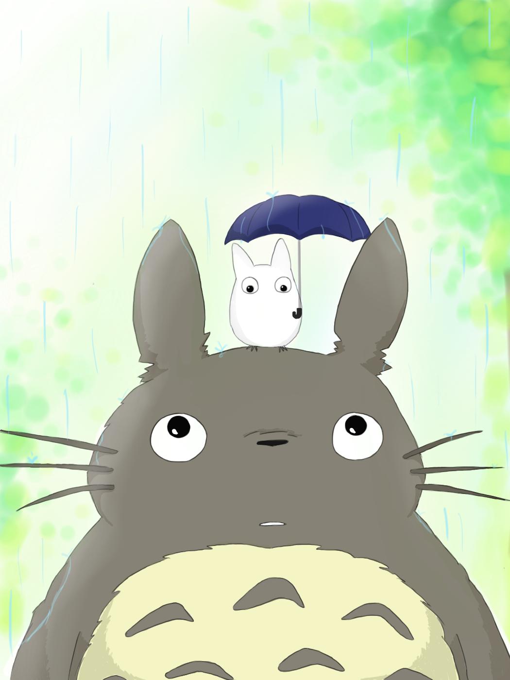 Totoro! by BaisePrinsu
