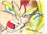Dragon Ball Z- Gohan Strikes