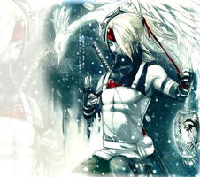 .Winter Anbu . Deidara