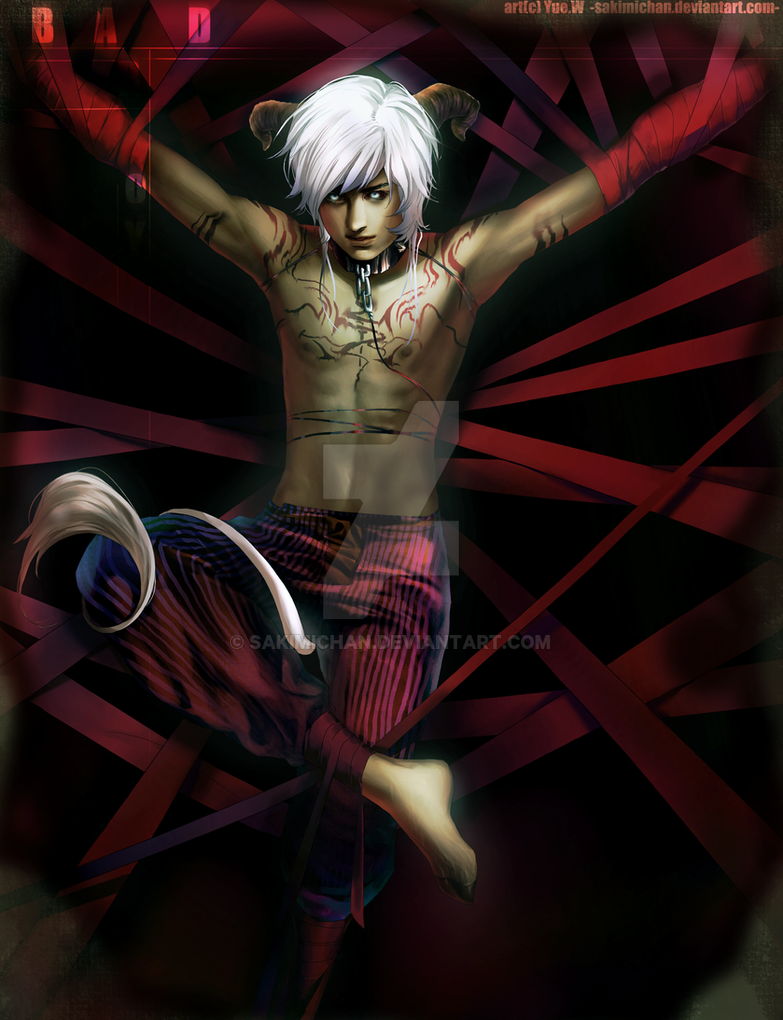 .Bad Boy. by sakimichan