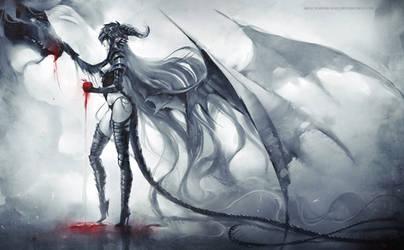 Dragon mama
