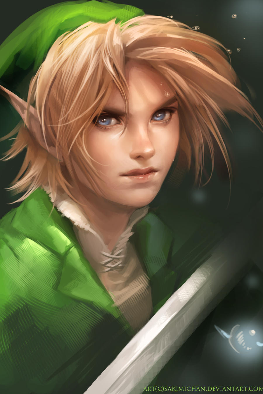 Link by sakimichan