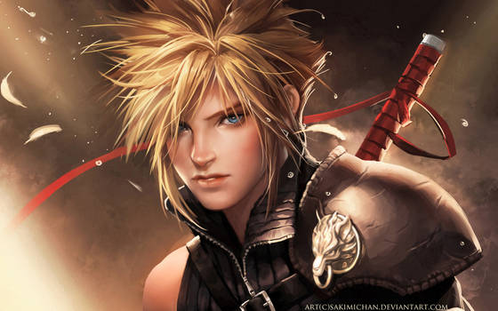 Cloud by sakimichan