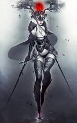 Sakura Demon Warrior