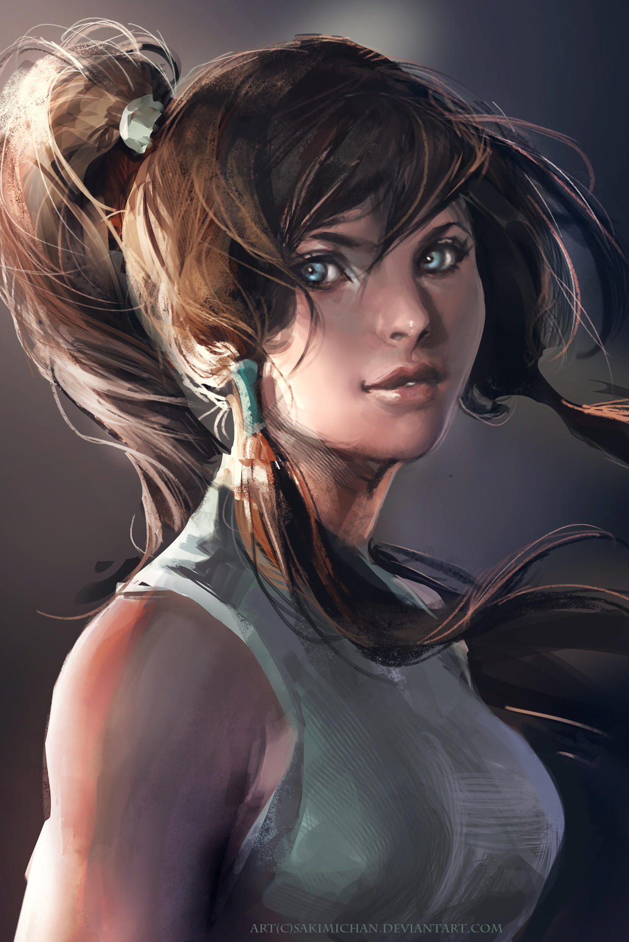 Registro de Ocupación Korra__roughpaint__by_sakimichan-d569pbs