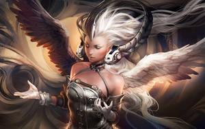 Yin Yang Goddess
