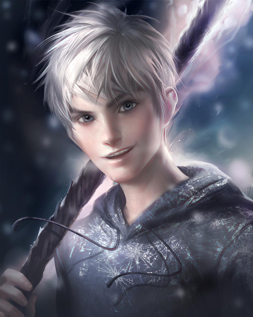 Jack frost by sakimichan on deviantart - Pics of rise of the guardians ...