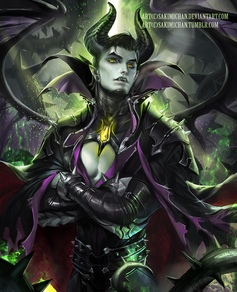 Thorns In The Moor Male Maleficent X Reader Chapter 1
