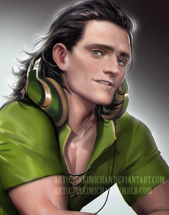 Modern Loki