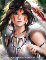 Mononoke years later