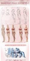 Female Fullbody step by step tutorial