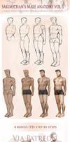 Male Fullbody step by step tutorial