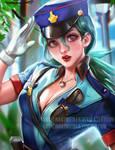 Pokemon Officer Jenny