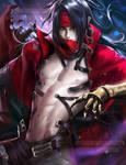 Vincent Valentine .NSFW optional.