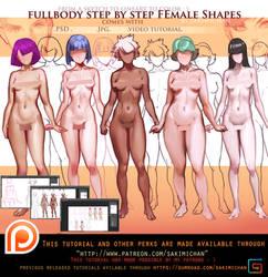 fullbody Female Variation video tutorial .promo.