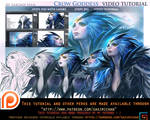 Crow Goddess video tutorial pack.promo.