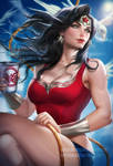 Wonder Woman  Day off