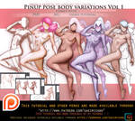 Pinup body variation vol1 tutorial pack.promo.