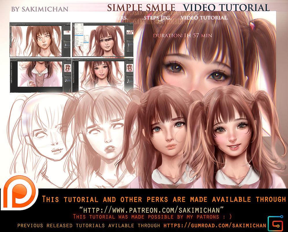 Digital Paint Face Tutorial